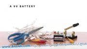 آموزش ساخت مدار الکتریکی - برای کودکان