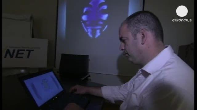 حمله سایبری هکرهای آنانیموس به اسرائیل همزمان با...