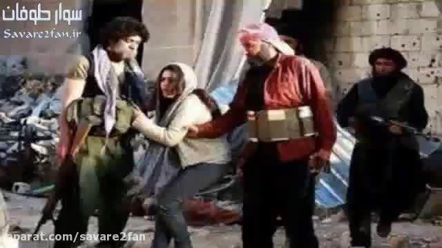 تجاوز هولناک داعش به دختران و زنان اسیر!