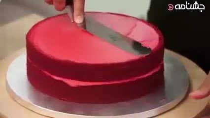 طرز تهیه هندوانه ای با طعم کیک