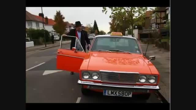 تاکسی تهران در اروپا !!!