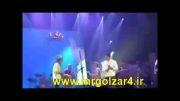همخوانی رضاگلزار وپاشایی در کنسرت مرتضی پاشایی