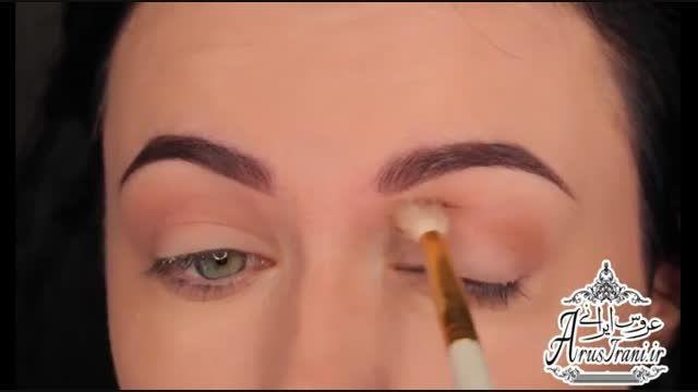 آموزش کامل آرایش 21 - آرایش سریع برای یک روز عادی