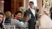دعوای بامزه در عروسی سر گوشی موبایل
