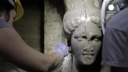 کشف یک مقبره با شکوه متعلق به دوره اسکندر در یونان