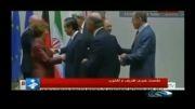 روبوسی اشتون در تلوزیون ایران....خخخخخخخخ