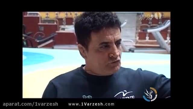 اردوی پرنشاط تیم ملی کشتی فرنگی با حضور کیومرث هاشمی
