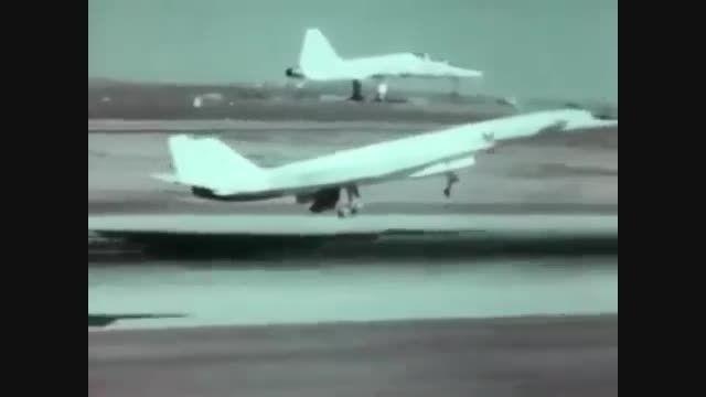 هواپیماهای جنگنده  آمریکا در سال ۱۳۴۵