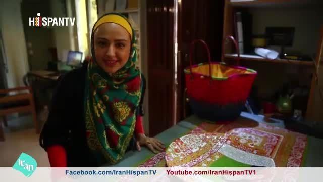 کاشی کاری و لعابکاری در ایران Tileworks