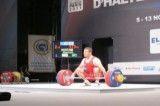 عکسهای قهرمان وزنه برداری جهان ( کیانوش رستمی )