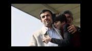 عاشق خدمت و جهاد ،ریشه كن فقر فساد ، محمود احمدی نژاد