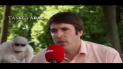 سرقت از شخصیت سیاسی هنگام مصاحبه تلویزیونی!