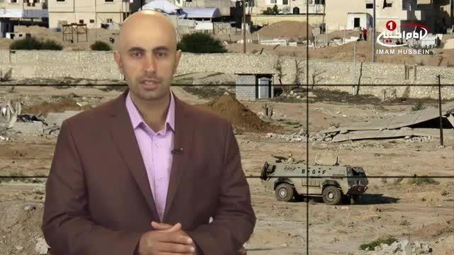 حملات تروریست های داعش به ارتش مصر، در سینا