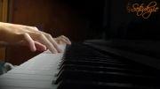 قطعه پیانو بسیار ملایم