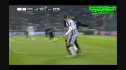 خلاصه بازی یوونتوس 1 - 1 اینتر(سری آ ایتالیا)