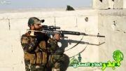 مقابله نیروهای سپاه بدر عراق با تروریستهای داعش