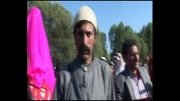 نمادین عروس بران عشایر توسط اسلام بهراد نیر بولاغلار