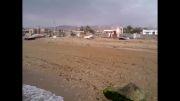 کناره ساحل روستای بنجور استان بوشهر.....