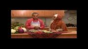 آموزش آشپزی گیاهی (وگان) - تاس گیاه ( تاس کباب گیاهی)