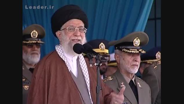 ^رهبر ایران:عکس العمل ایران سخت و خشن خواهد بود^