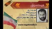 زندگینامه شهید محمد مجنونی ارسک