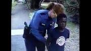 پلیس بچه 7 ساله را دستگیر کرد