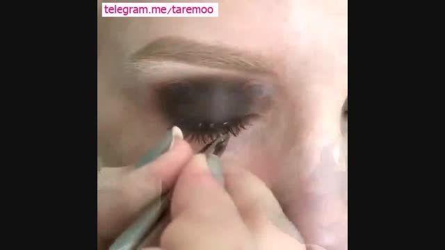 آموزش آرایش صورت زیبا در تارمو