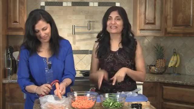دستور درست کردن ترشی هویج