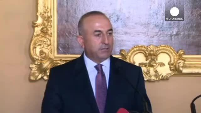 درخواست ترکیه از ناتو برای پشتیبانی از حملات هوایی