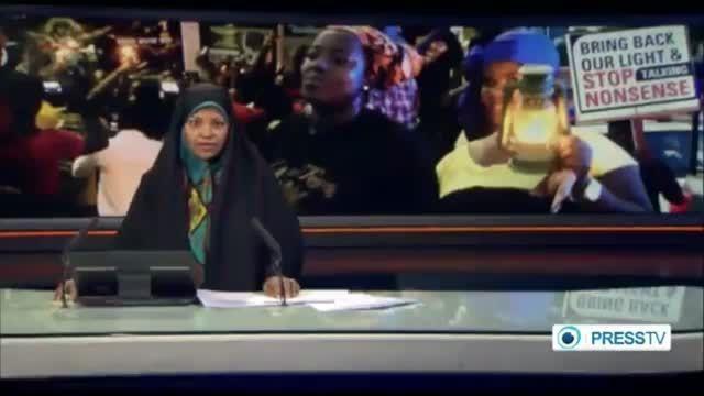 سکته مجری ایرانی هنگام اجرای زنده
