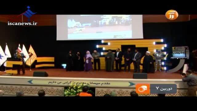 اختتامیه جشنواره ملی نمایشنامه خوانی نیمکت