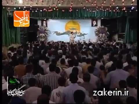 داده خدا به فاطمه یه فاطمه//کریمی//ولادت حضرت زینب(س)