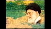 امام خامنه ای - بسیج سیاسی است اما سیاست زده نیست