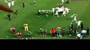 حرکت ناشایست کره ای ها بعد از بازی