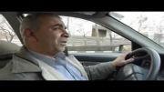 راننده تاکسی با ذوق