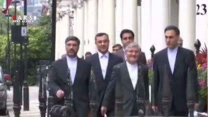 بازگشایی سفارت ایران در لندن