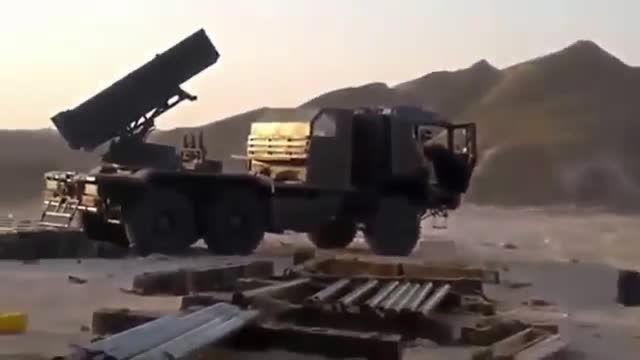 ببینید خدا چه رحمی به ارتش عراق کرد . عراق سوریه داعش