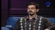 حضور حمزه آزاد و حسن متقی گلشن در برنامه 1,618 شبکه 4