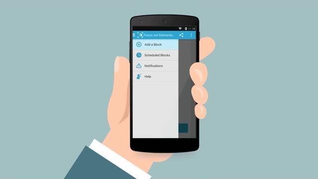 اپلیکیشن هایی برای رهایی از اعتیاد به اینترنت