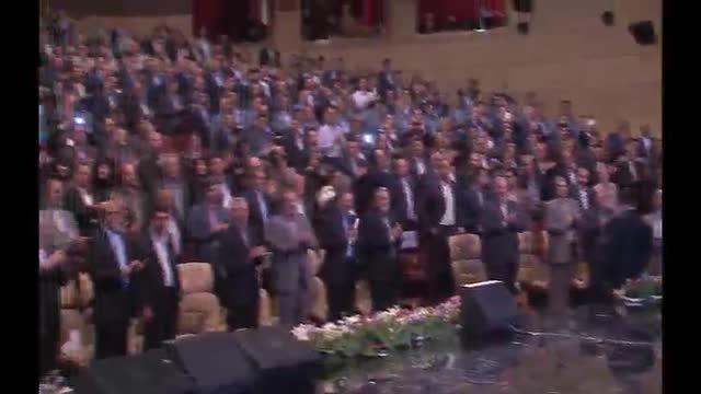 آیت الله هاشمی در اجلاس مدیران و روسای آموزش و پرورش