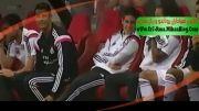 شوخی رونالدو با مارسلو