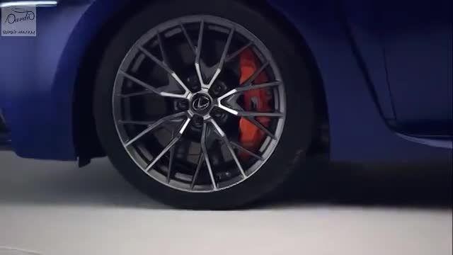 رونمایی از خودرو لکسوس 2016 GS با تمام جزئیات