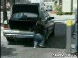 آخرین مدل بنزین دزدی