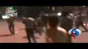فیلم: تیراندازی به شهروندان سوری و زیر گرفتن آنها