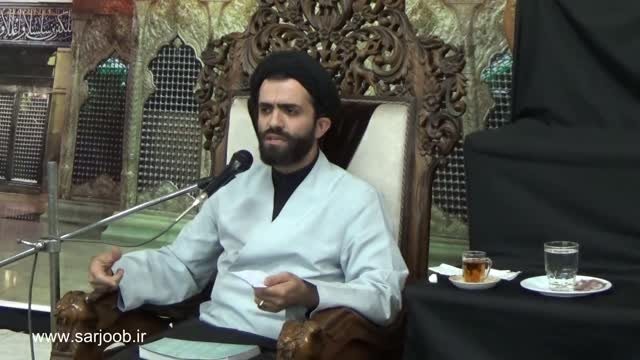 سخنرانی حجت الاسلام حسینی - مسجد سرجوب / 21 آذر 93