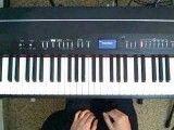 چطور از دست چپ در پیانو استفاده کنید 2