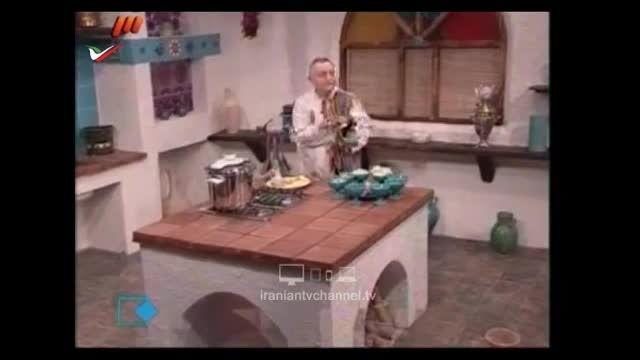 آموزش آشپزی طرز تهیه آبگوشت سنگی ( دیزی س - آموزش آشپزی