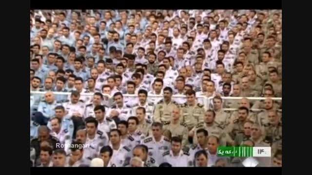 دستورالعمل رسمی رهبر برای افزایش آمادگی های نظامی