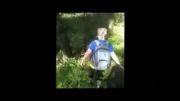 فیلمبرداری اتفاقیی از ی موجود عجیب و غریب در جنگل....