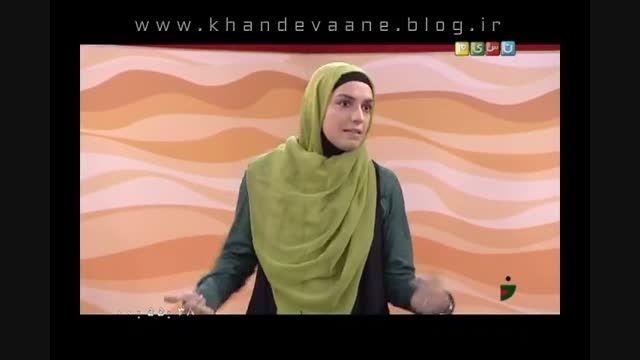 خندوانه، 16 خرداد 94، الیکا عبدالرزاقی